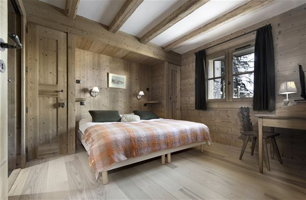 8 rooms 12 people / CHALET PETIT GREBIERS (mountain of dream) / Tranquillity Booking