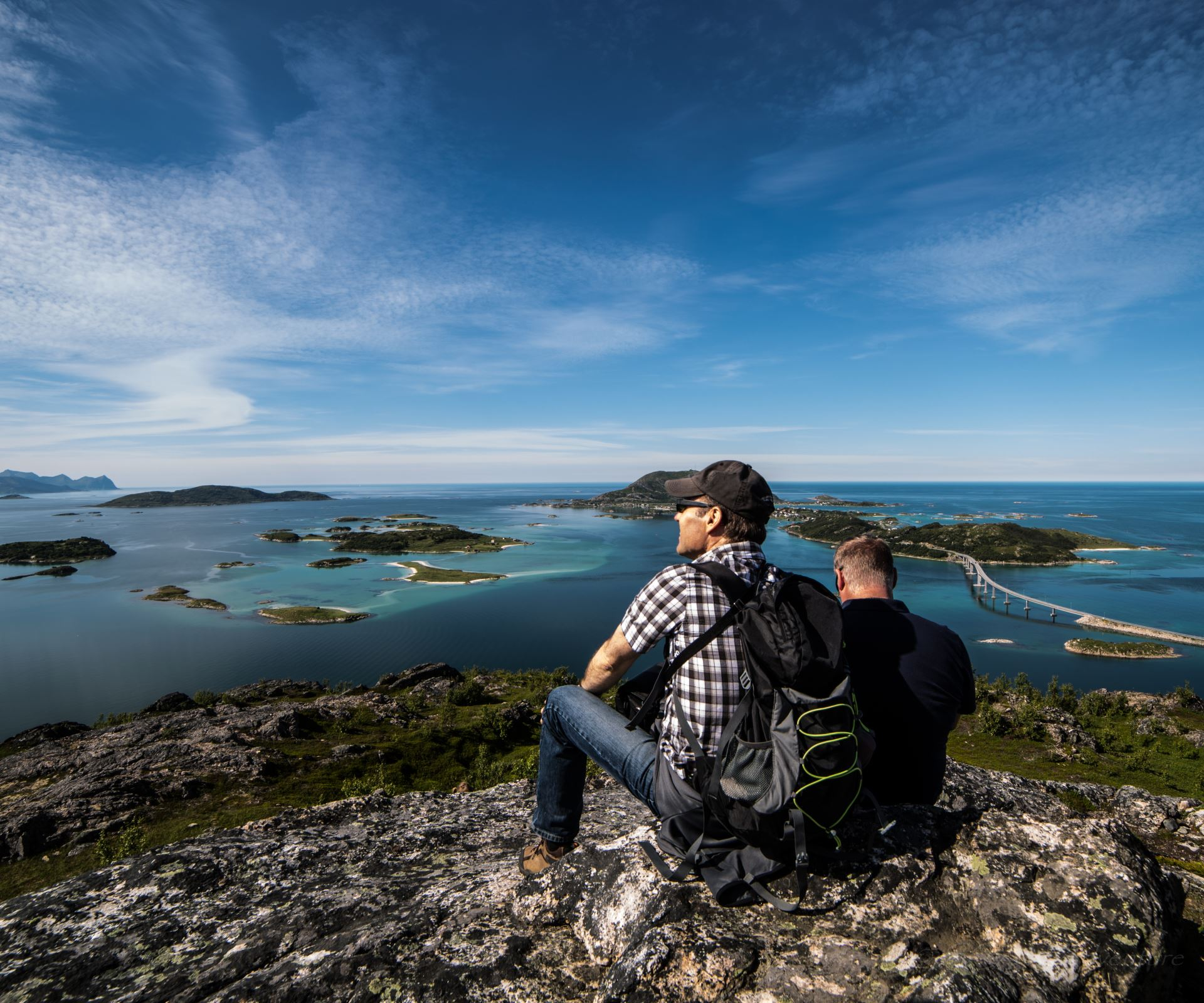 Magical Sommarøy– Scan Adventure