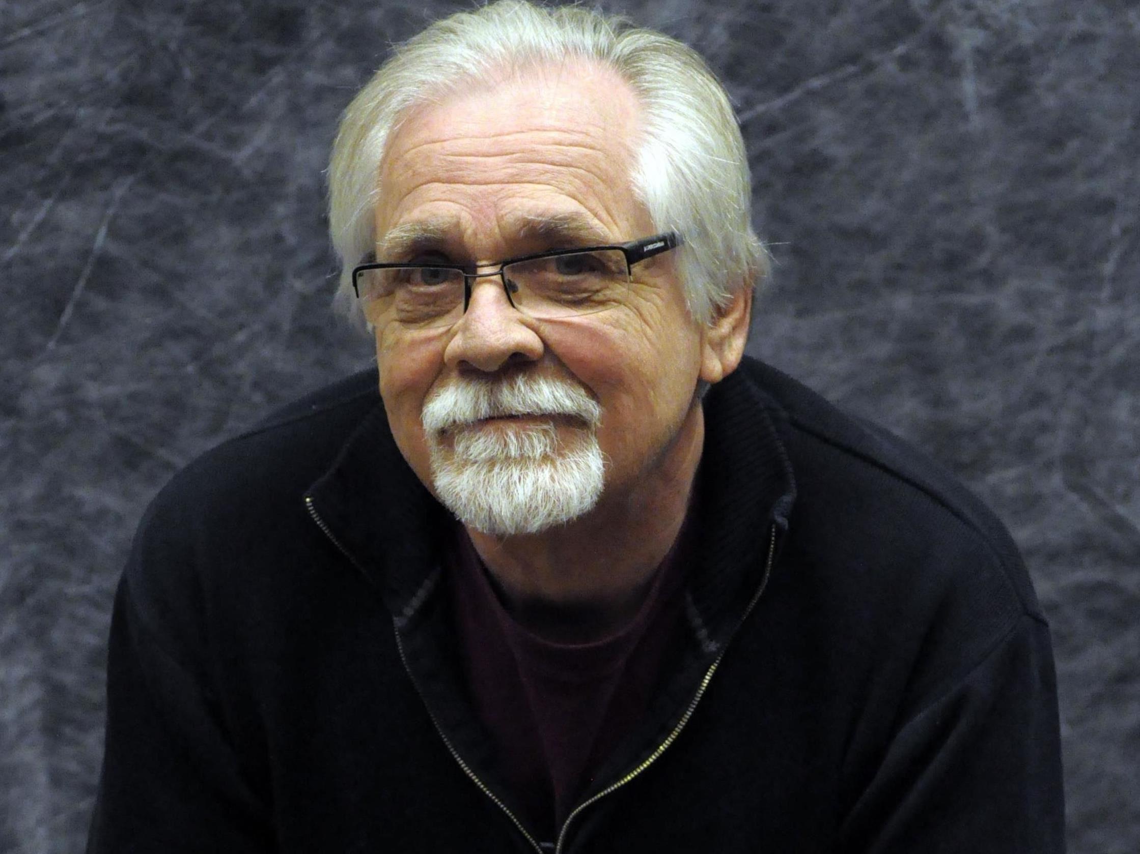 Författarbesök: Bernt-Olov Andersson