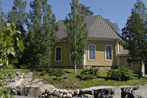 Heinola church