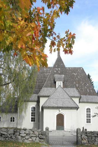 Heinolan pitäjänkirkko -church