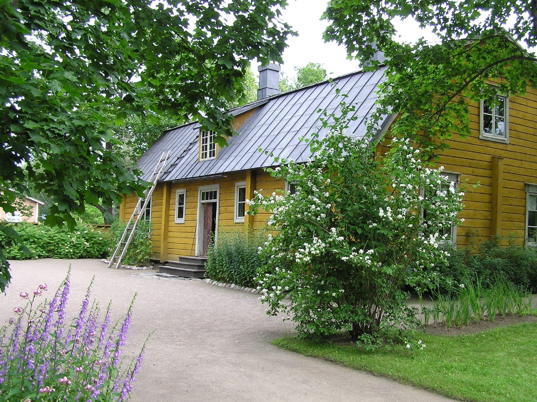 Aschan's House