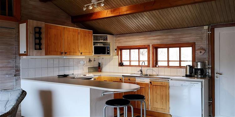 Buustahuset - ett fristående hus med avskilt läge