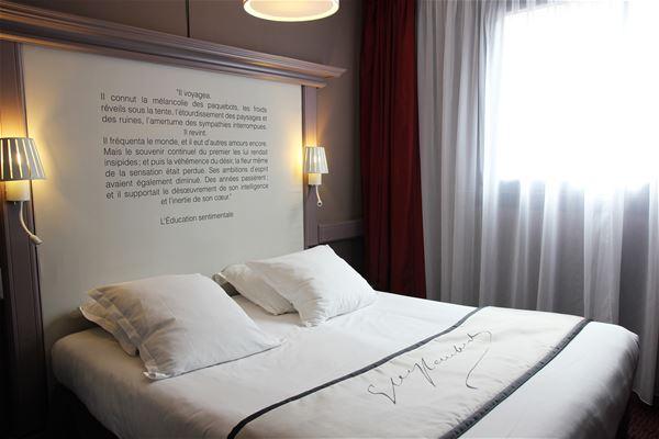 BEST WESTERN Hôtel Littéraire Gustave Flaubert
