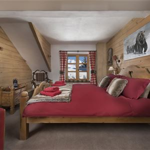7 rooms 12 people / CHALET LEONIE (Mountain of Exception) / Tranquillity Booking