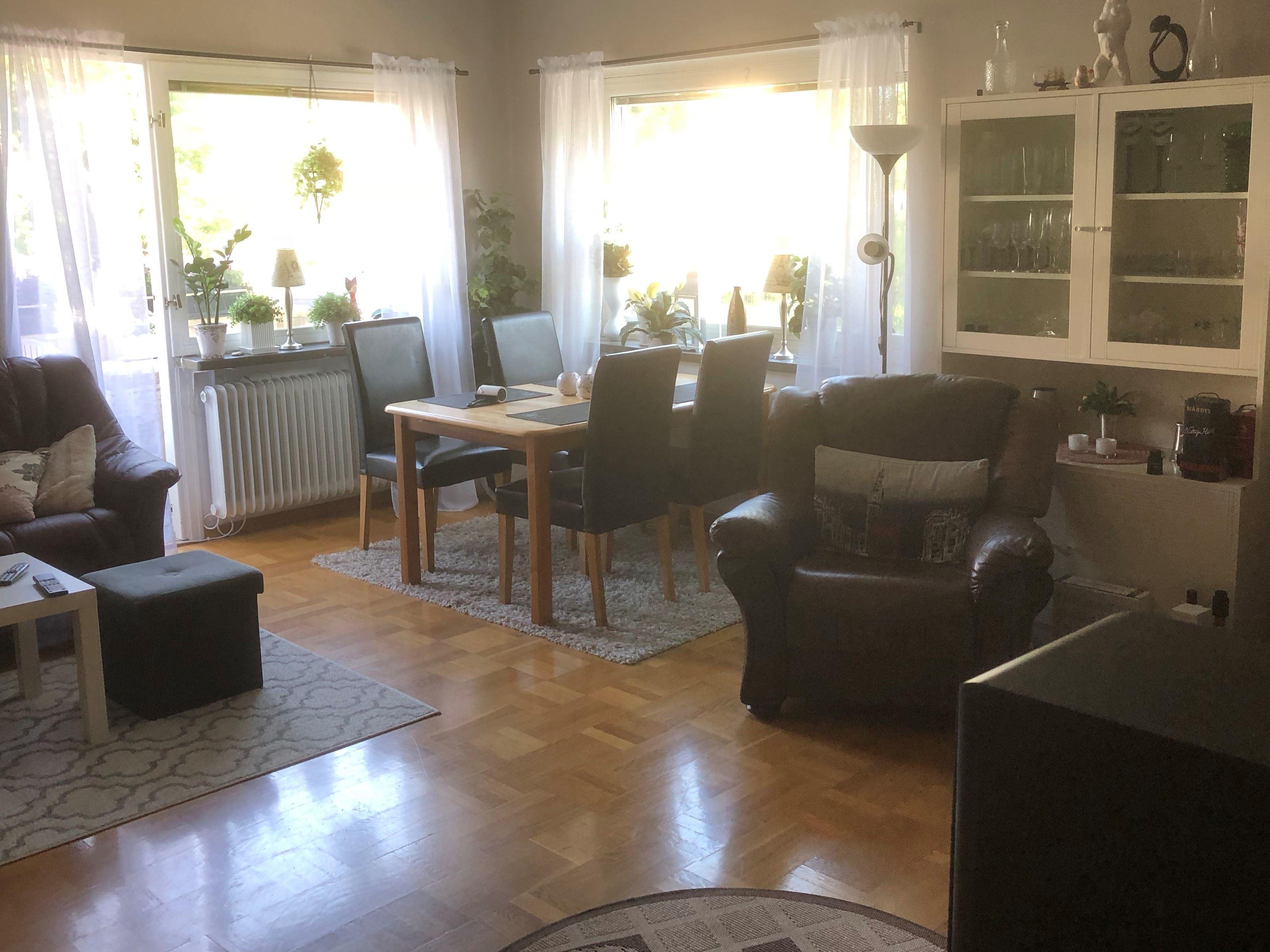 HL215 Apartment in Östersund
