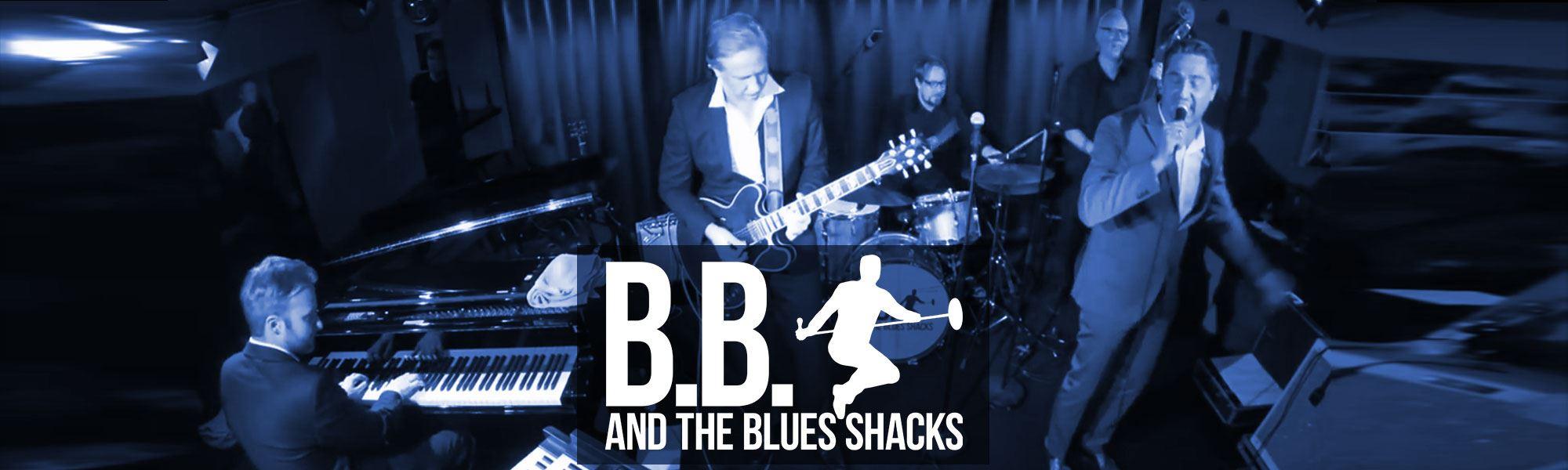 B.B. & The Blues Shacks, BLUESKVÄLL!!