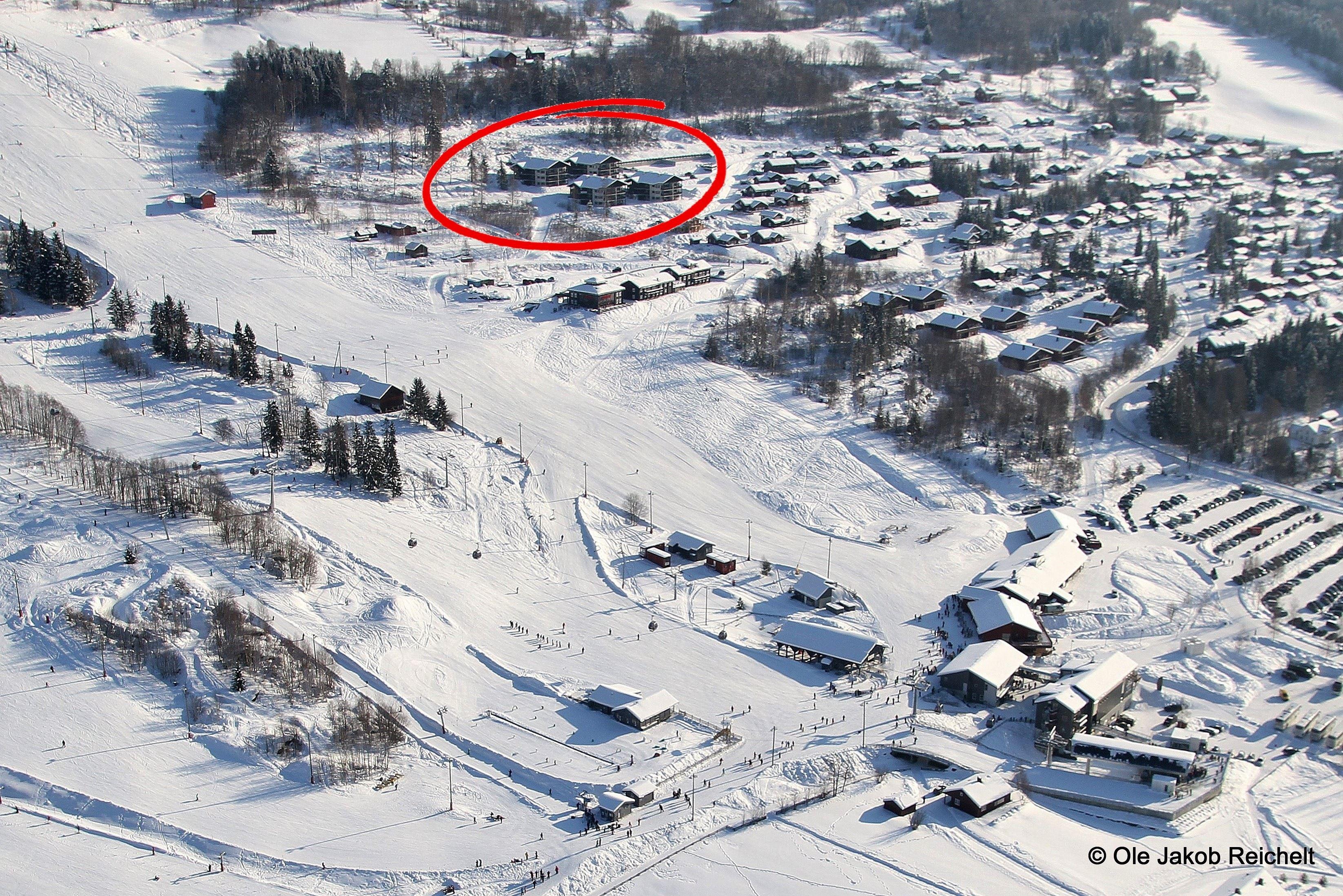 ECO Hafjell 2019, Hafjell (U14-16)