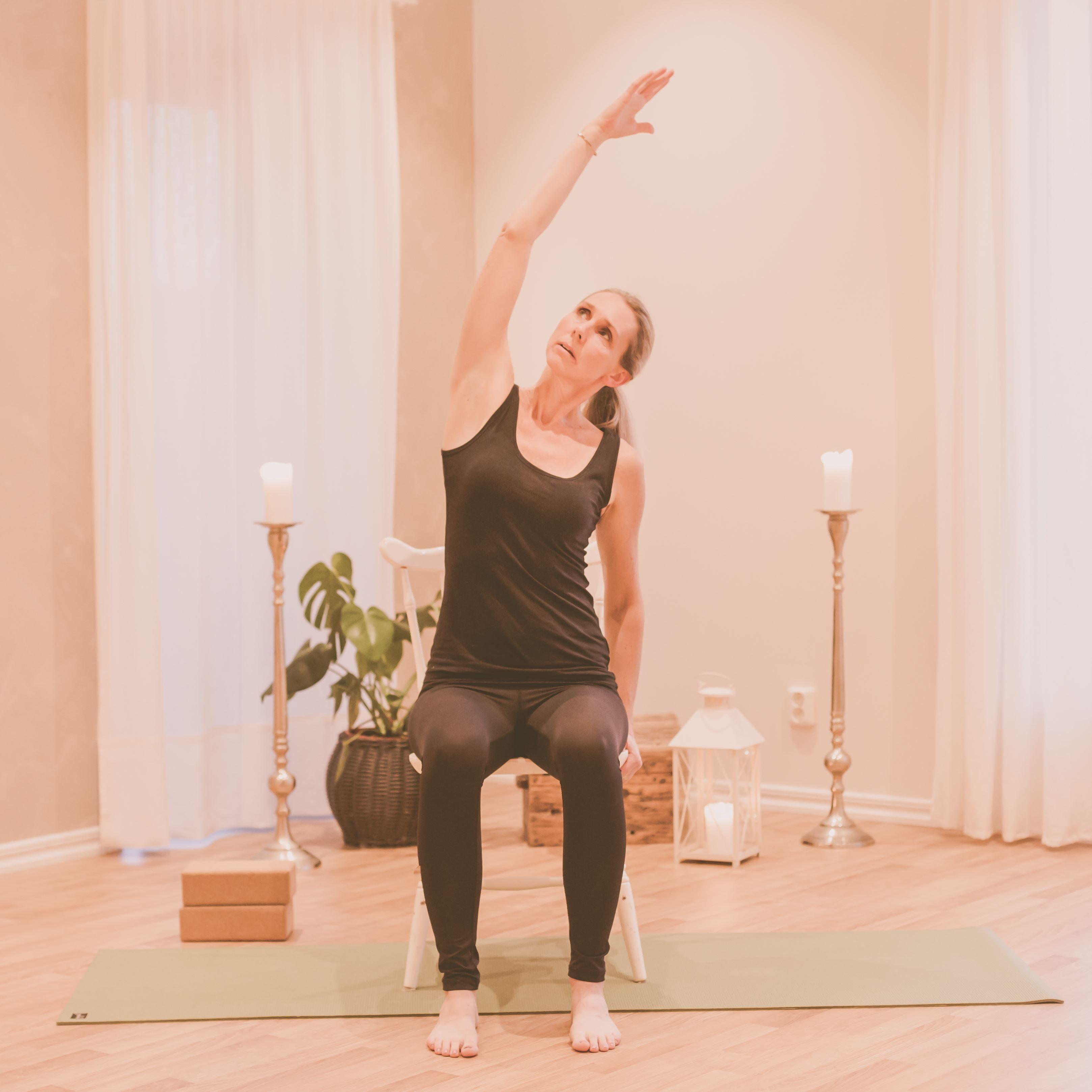 Yoga Grace, Kursstart 22 Januari
