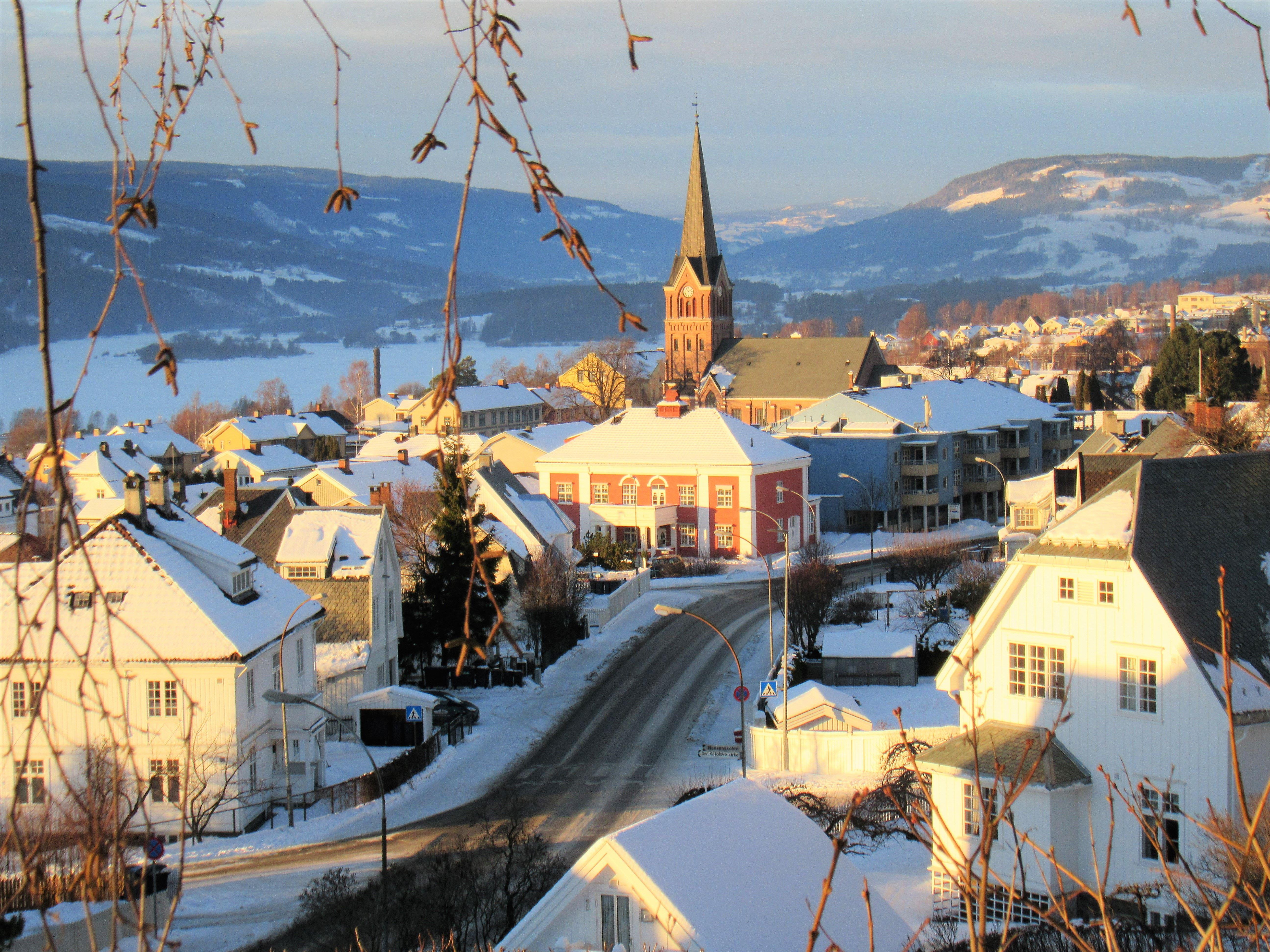 Utsiktsbakken Lillehammer