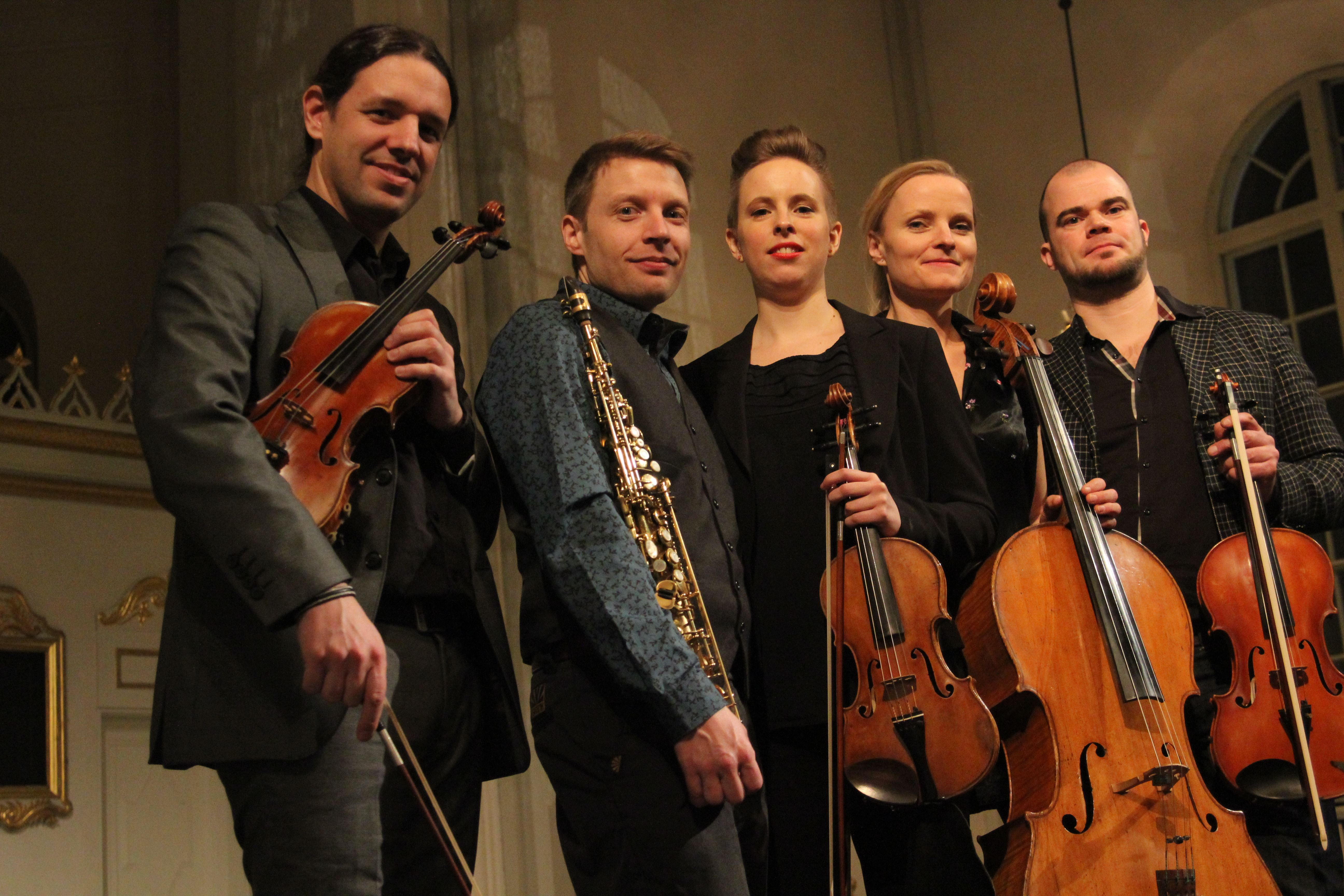 Alm Nils Ersson, Konsert - Nybyggnan