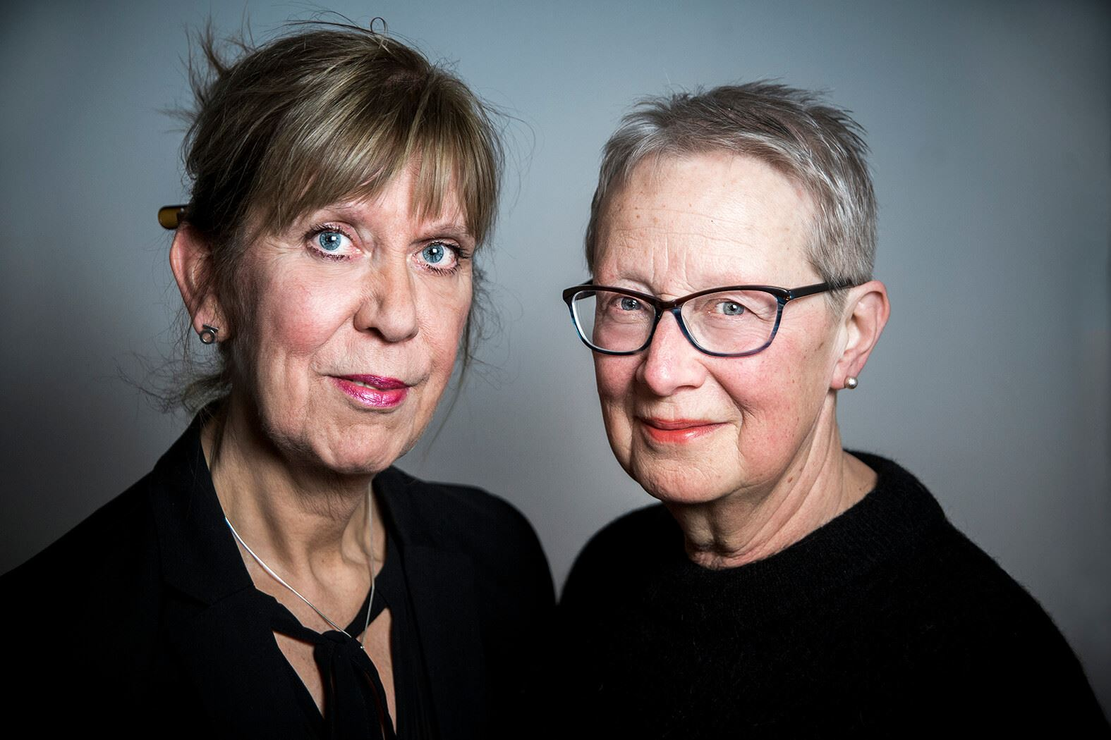 Månadens författare - Lilian Sjölund och Malena Hilding