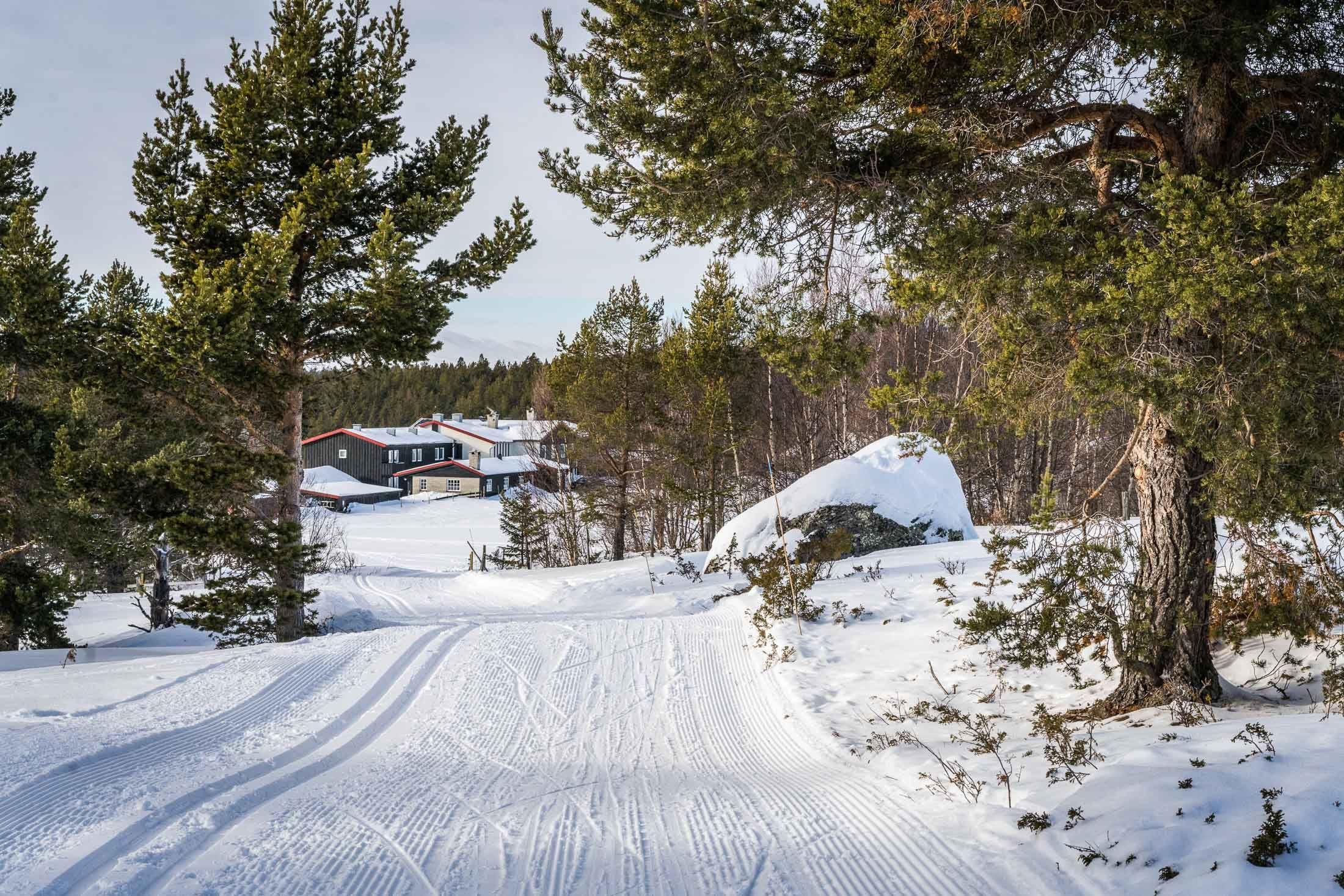 Øigardseter Mountain Lodge