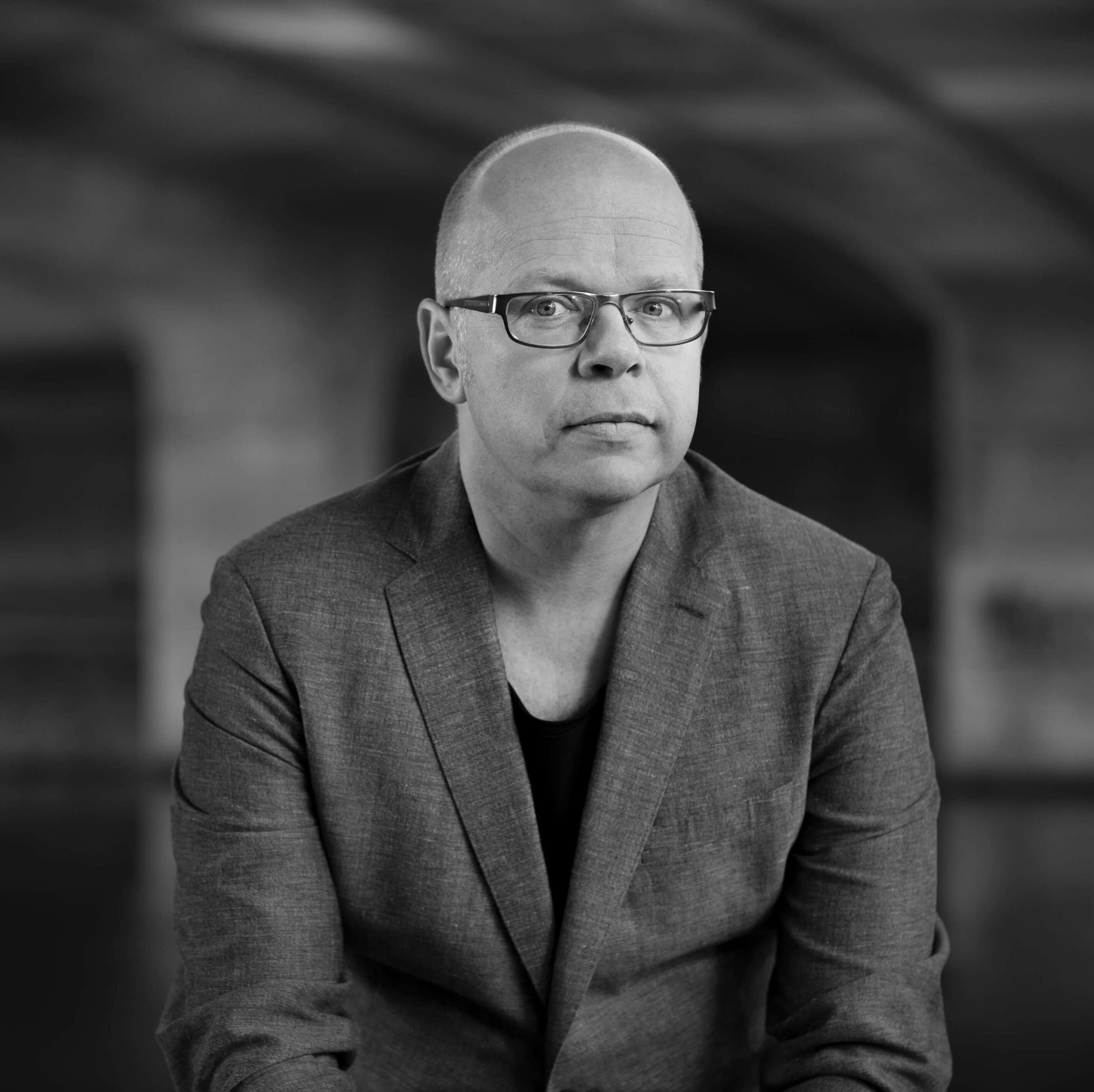 Månadens författare - Magnus Västerbro