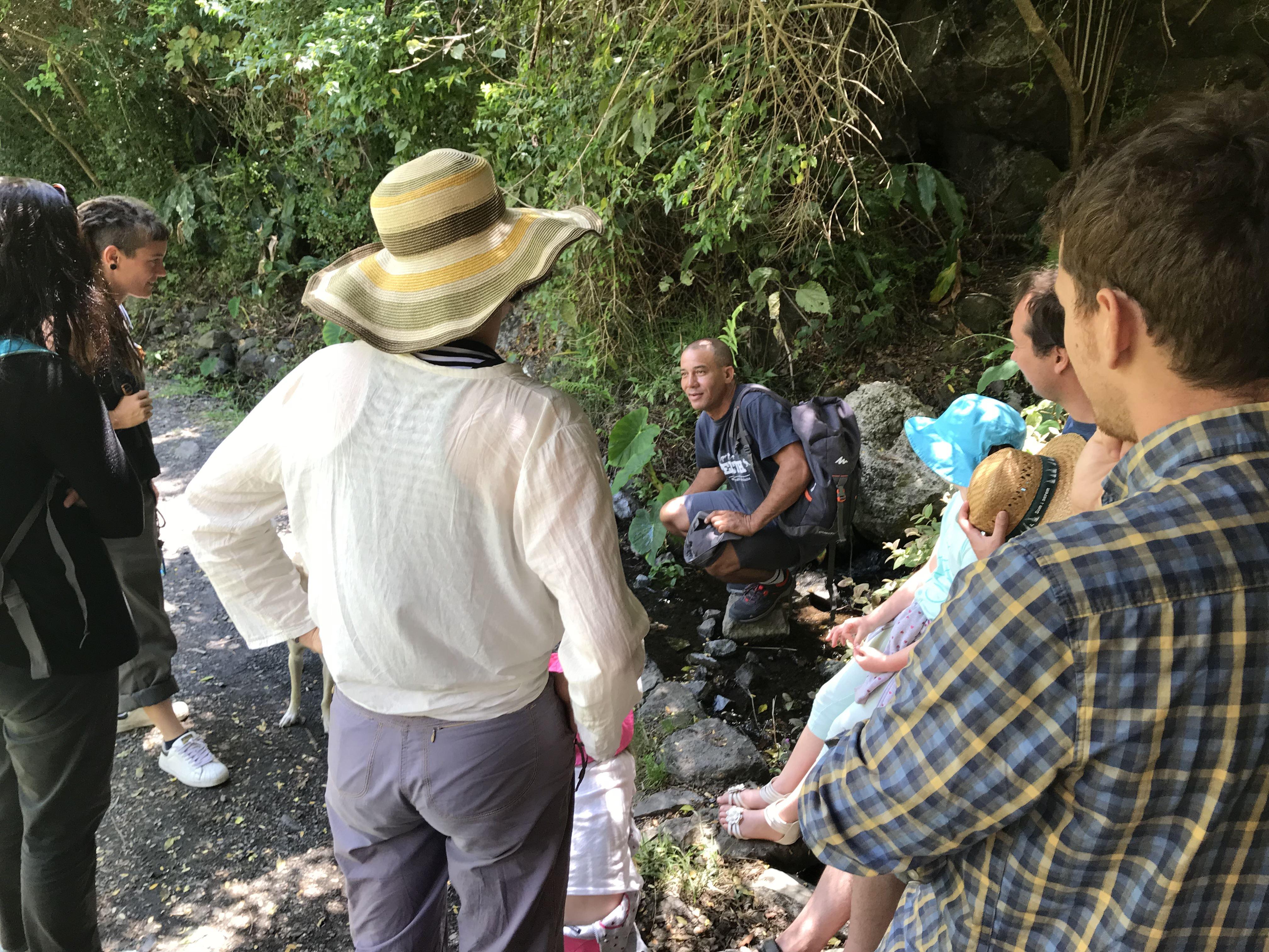 Alon Bat Caré à Cilaos (visite guidée)
