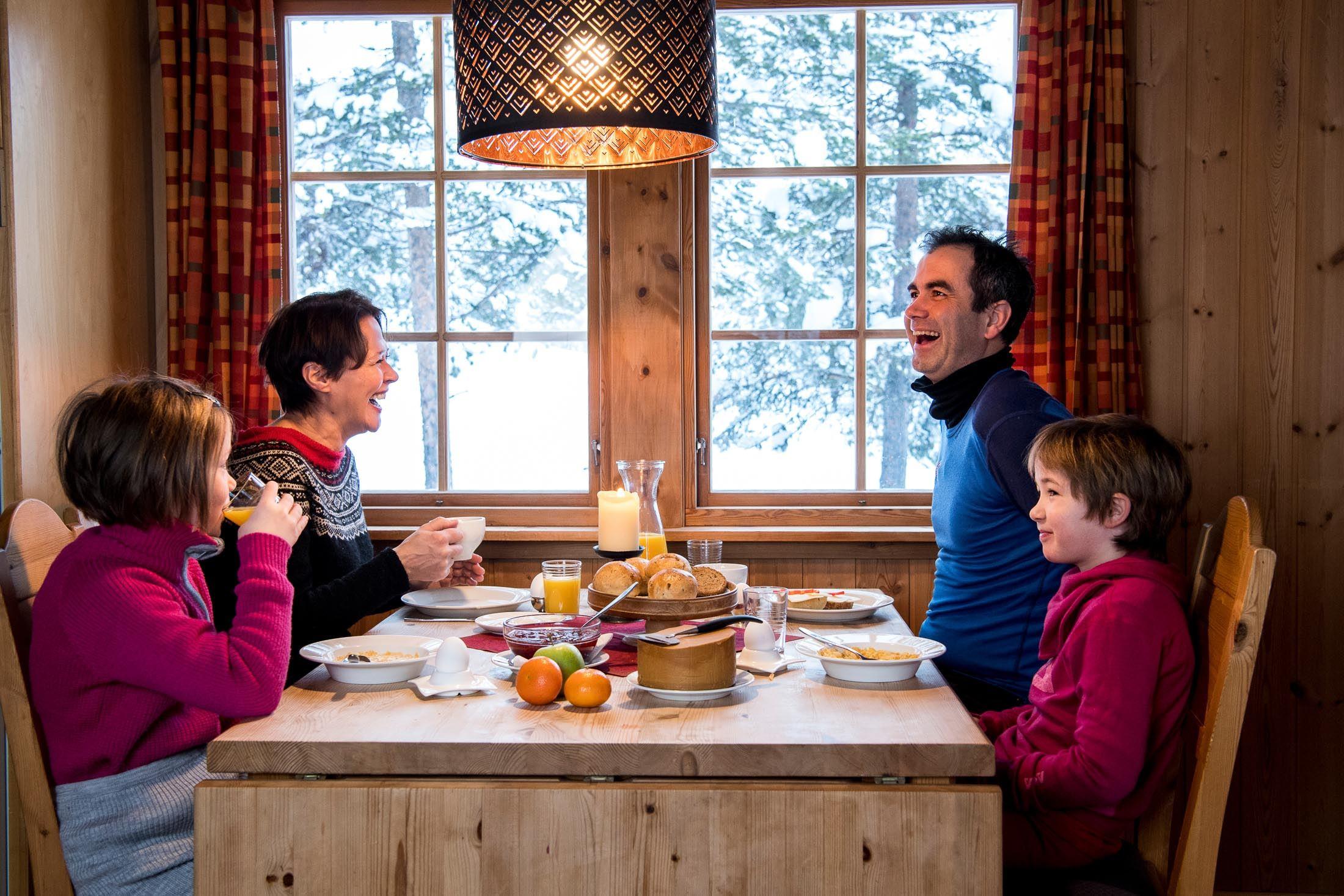 Lemonsjø Fjellstue og Hyttegrend - Restaurant