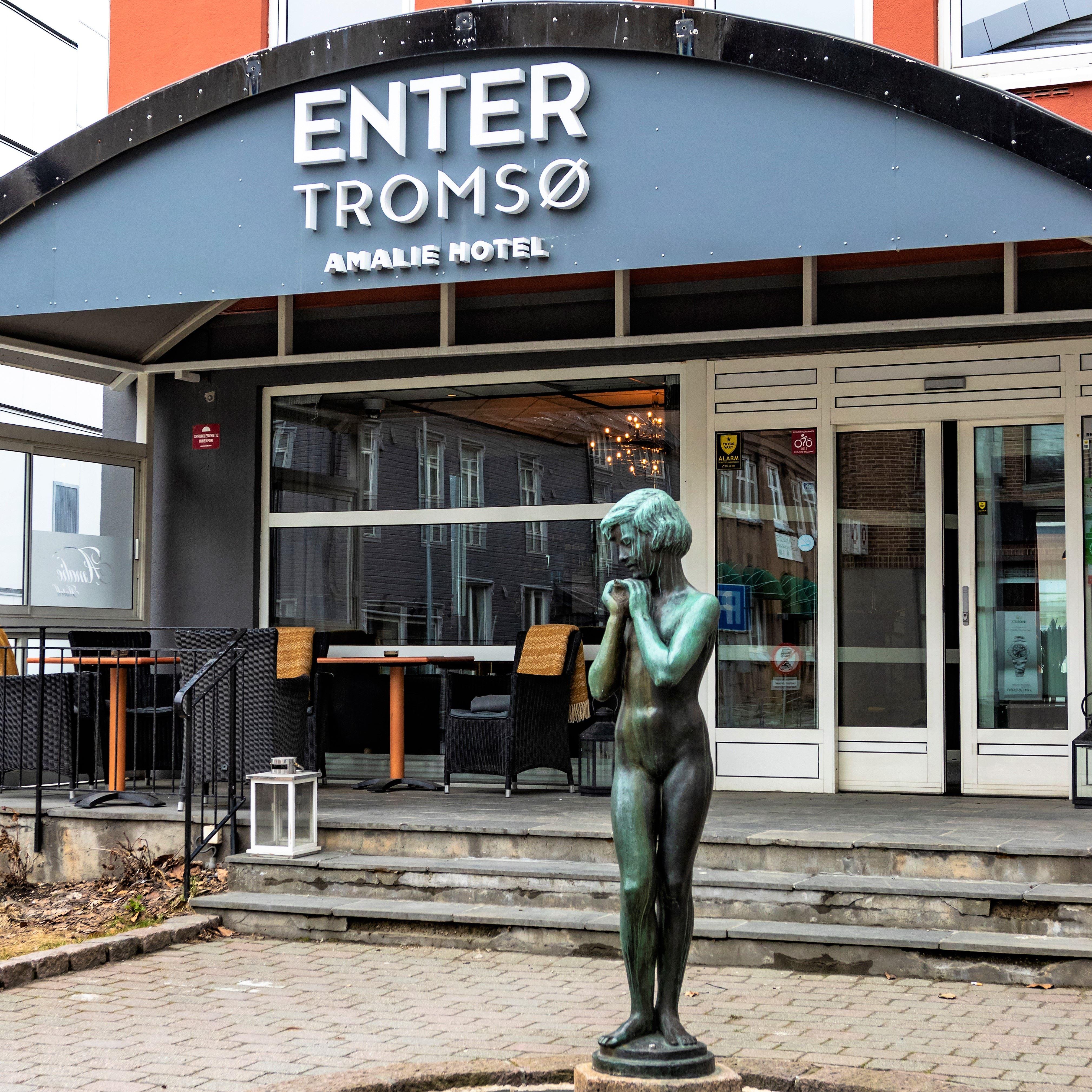 Enter Tromsø Amalie Hotel