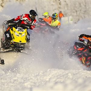 © Copy: Arctic Cat Cup, Snow Cross competitions