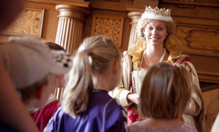 Barnens Söndag på Kalmar slott