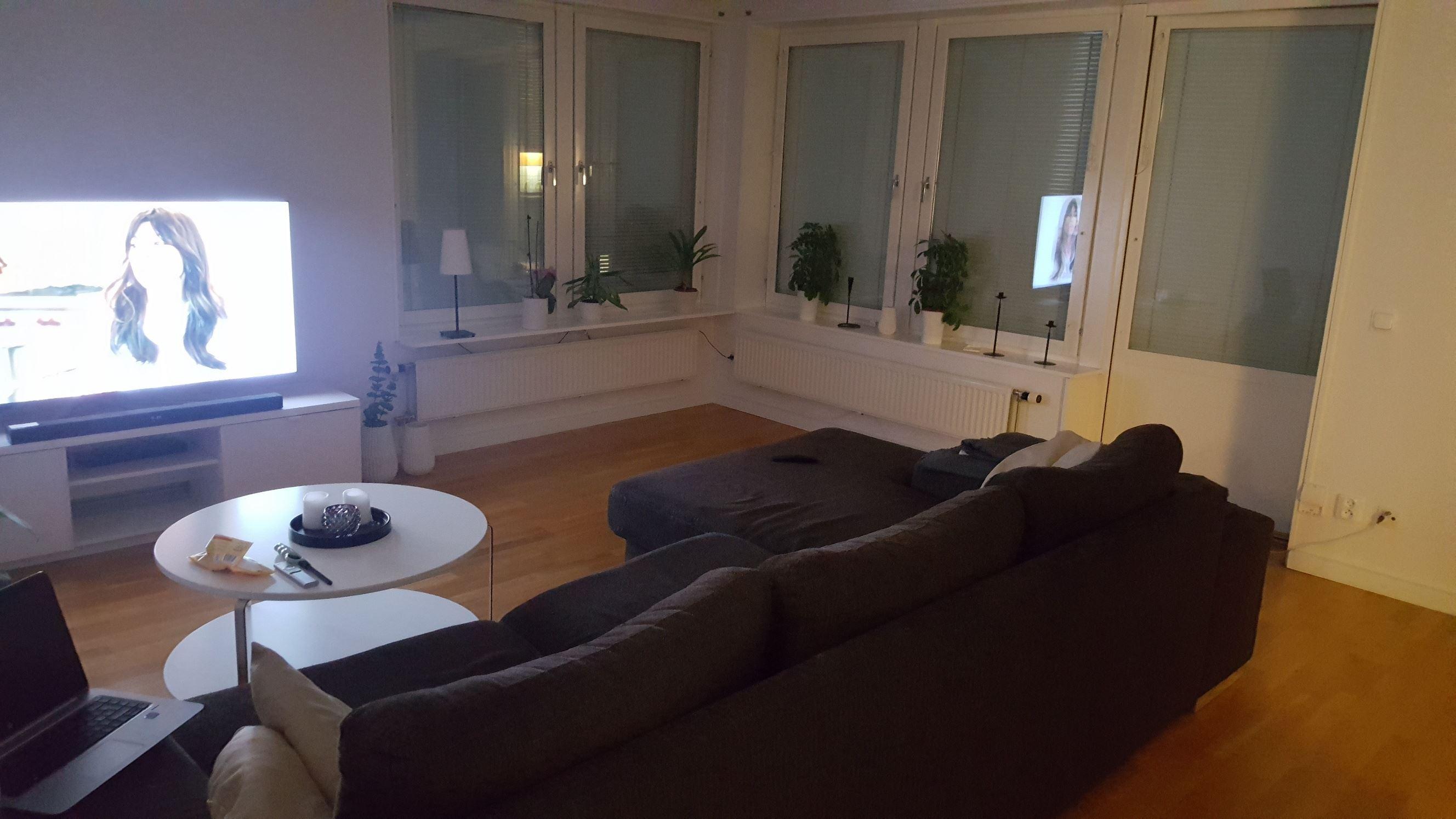 HL235 Lägenhet nära skidstadion