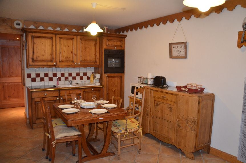 2 Rooms 6 Pers ski-in ski-out / HAMEAU DES MARMOTTES 8