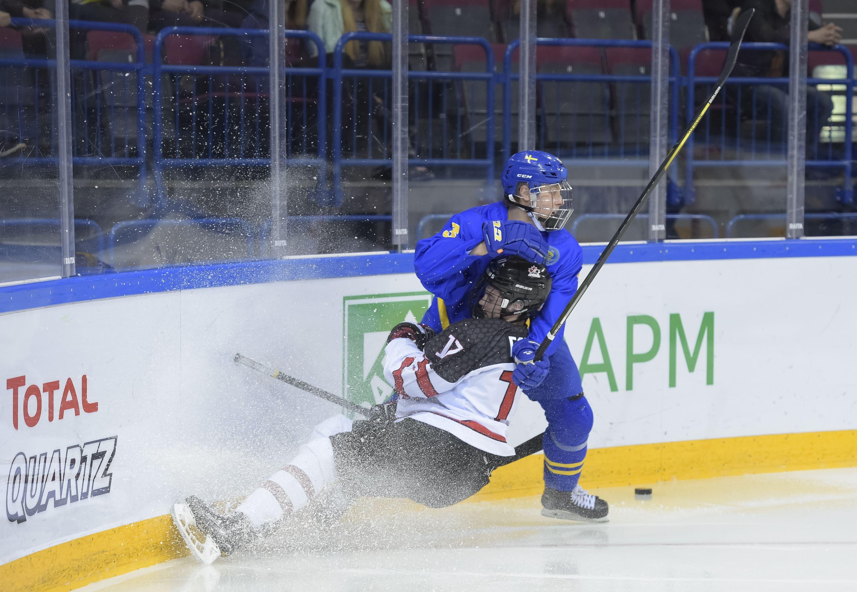 J18-VM i Ishockey