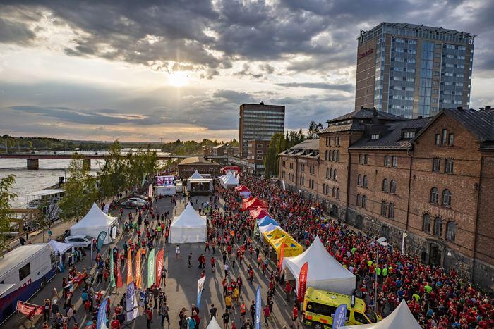 "Fredrik Larsson, Blodomloppet - ""The Blood Circulation Race"""