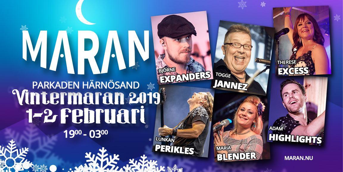 Vintermaran 2019