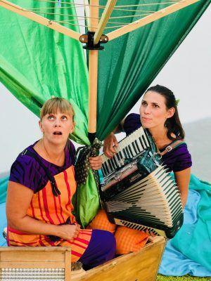 Föreställning - Virvel & Vinda