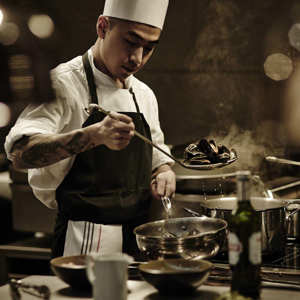 Restaurant Bellevue Gourmetwoche