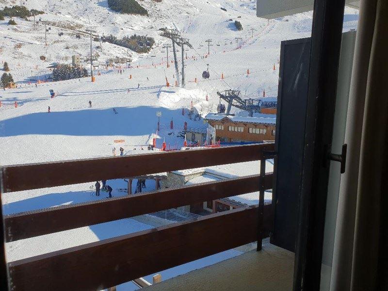 3 Pers Studio ski-in ski-out / CHANTENEIGE 607