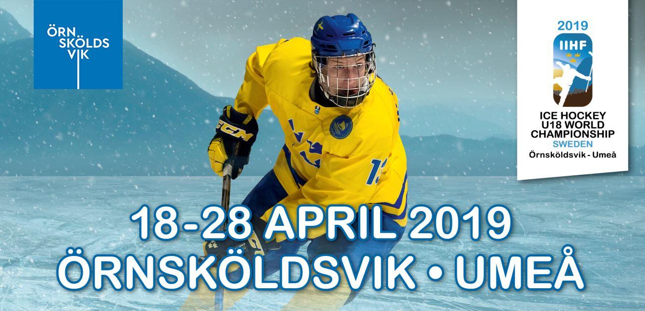 2019 U18-VM Ishockey