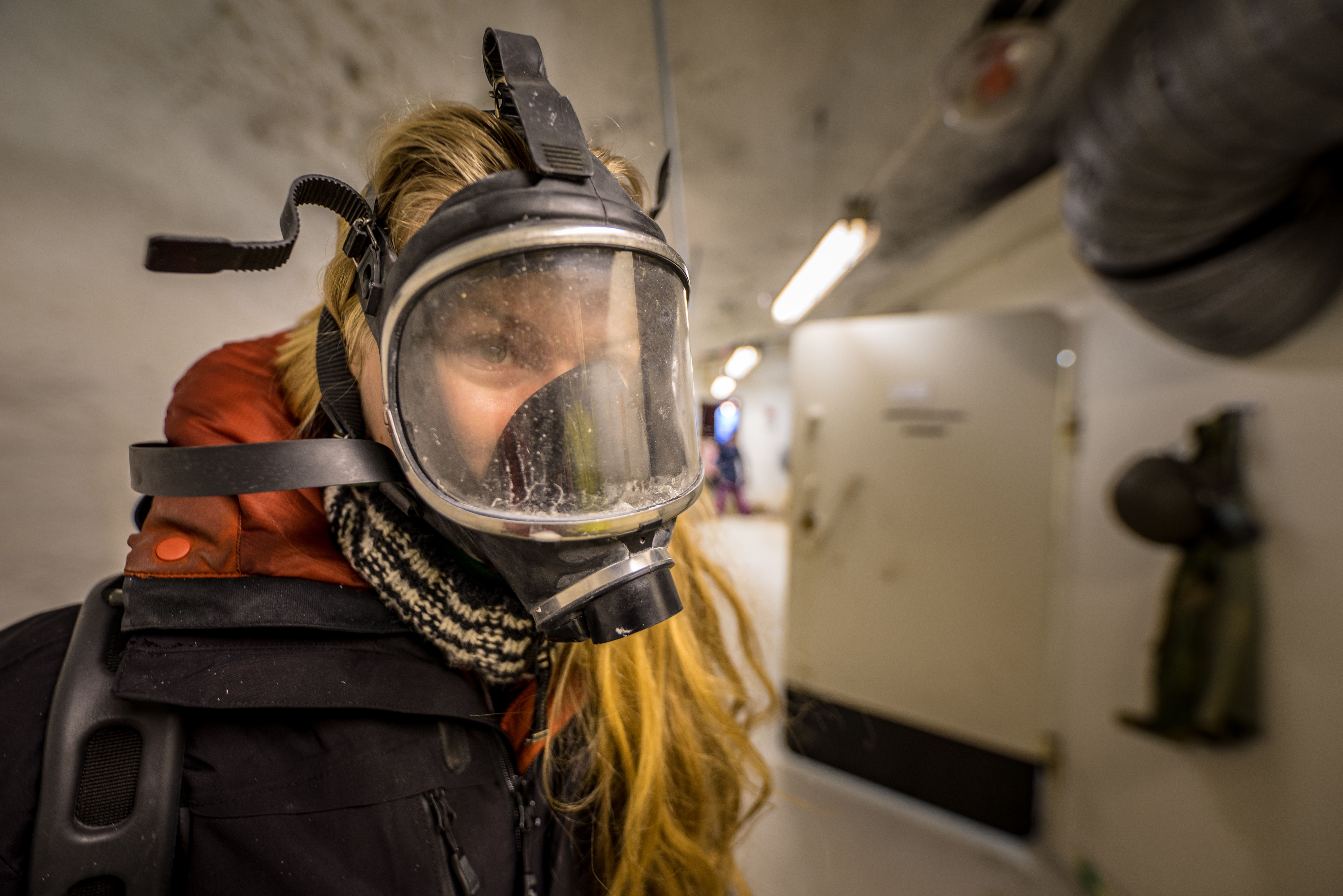 NATO Bunker Experience - Lyngen Adventure