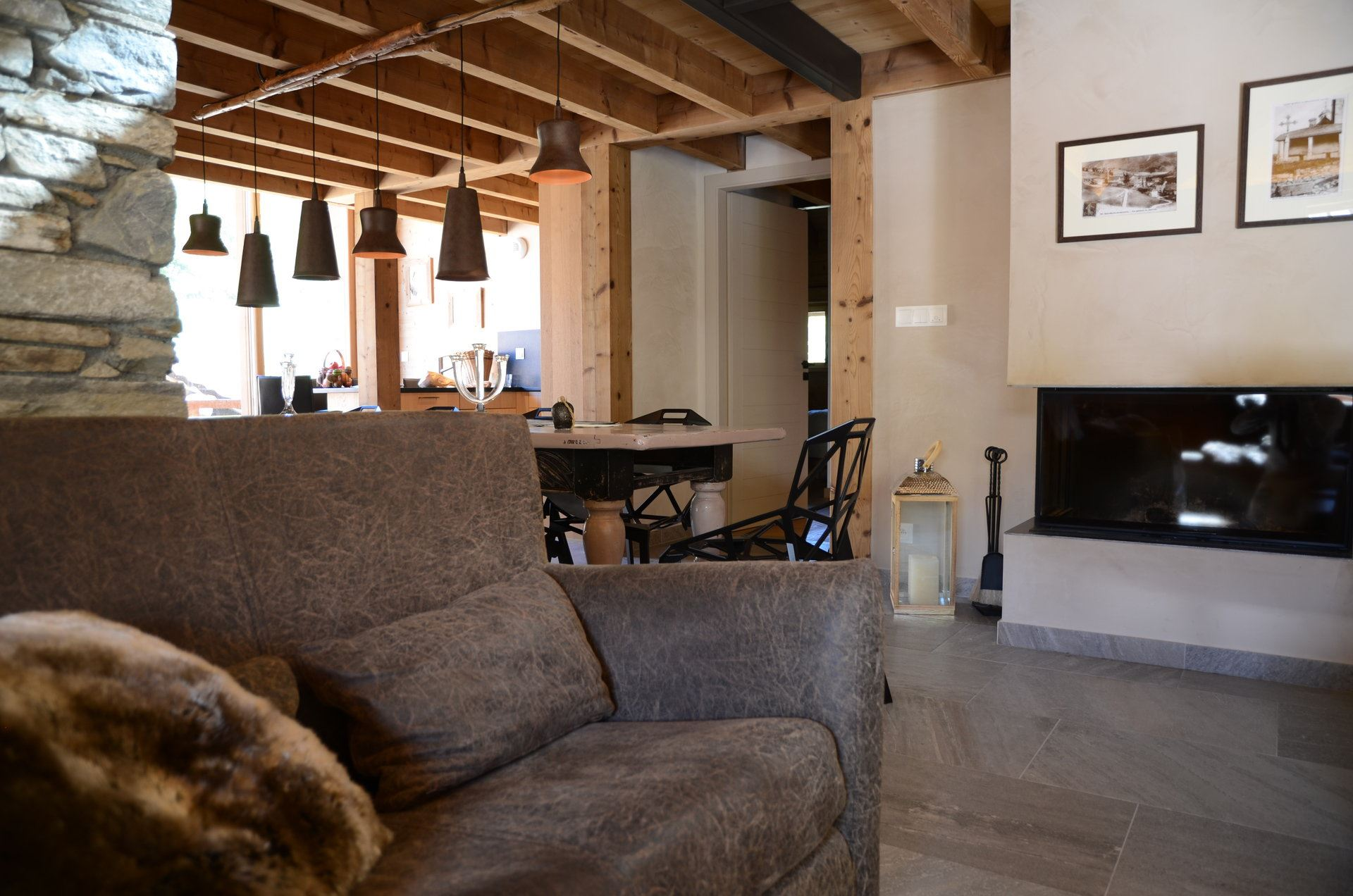 4 Room 10 Pers Chalet / CHALET ETERLOU 10