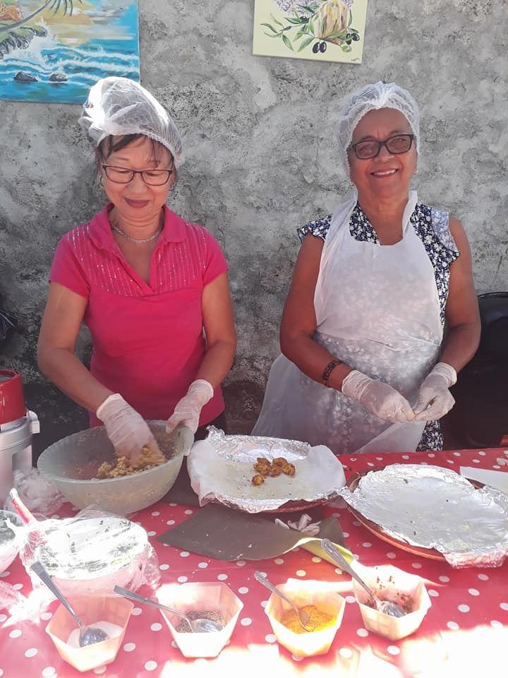 Les Calbanons de la Cafrine (découverte culturelle à Saint-Pierre)