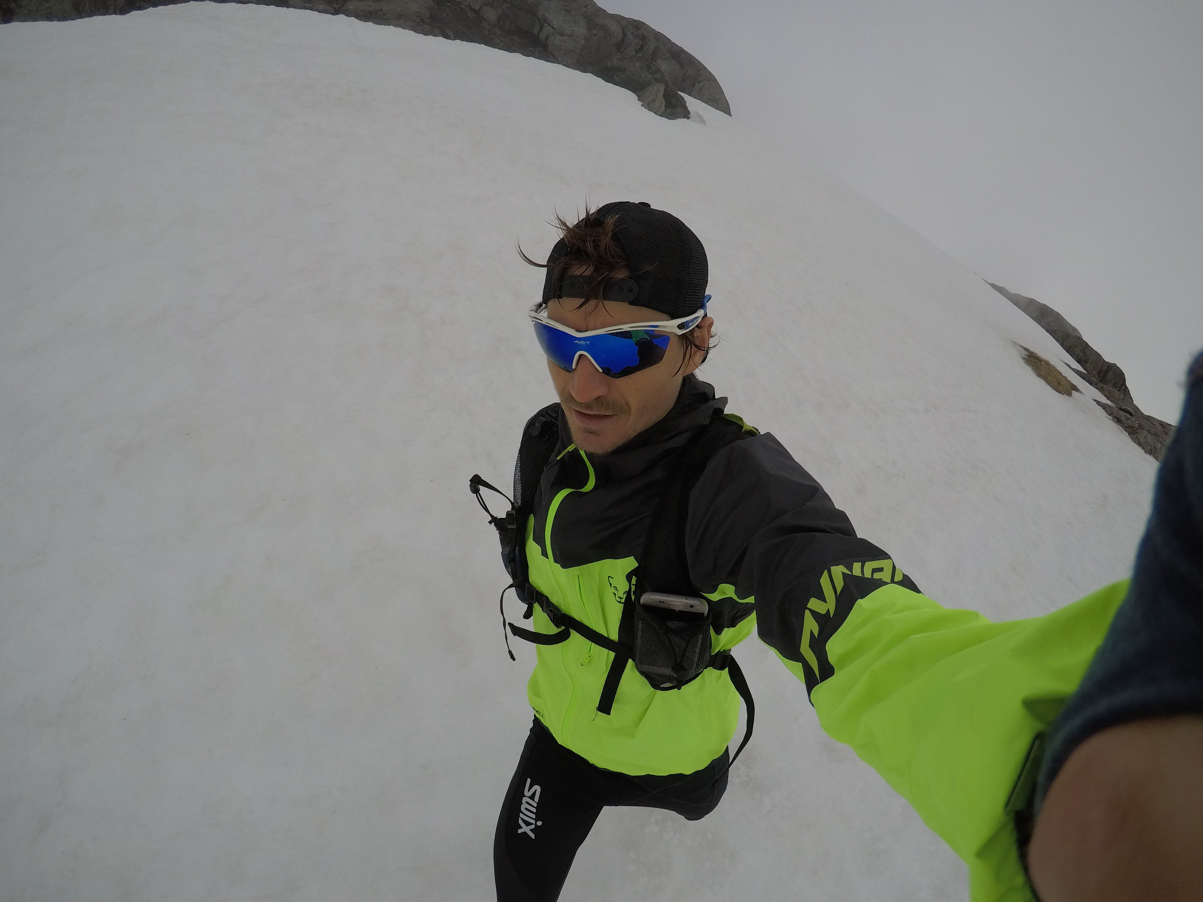 Guided trail running at Vikafjellet