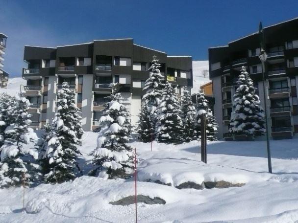Studio 2 Pers skis aux pieds / MELEZES 8