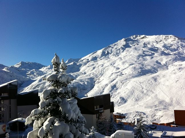 2 Rooms 4 Pers ski-in ski-out / MELEZES 19