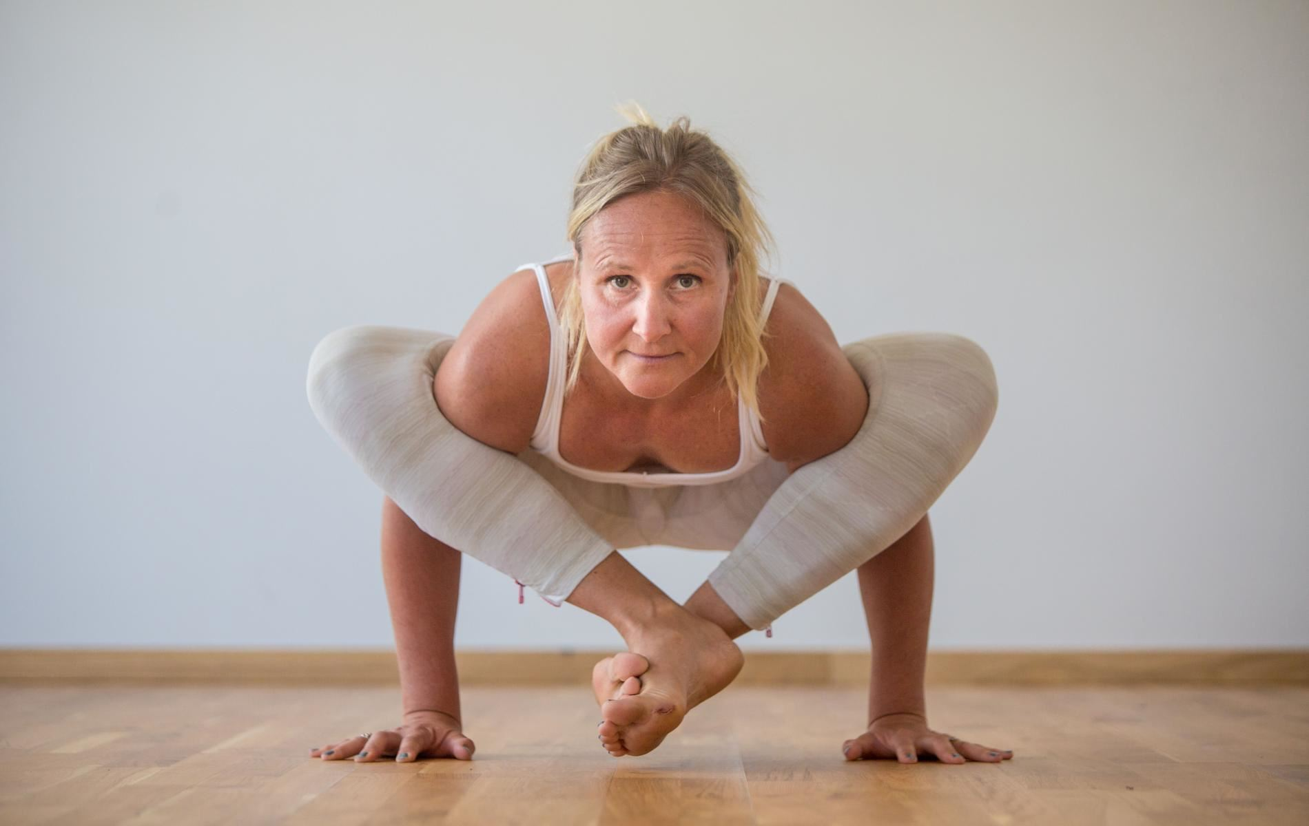 Ashtanga yoga with Ann Svärdfelt