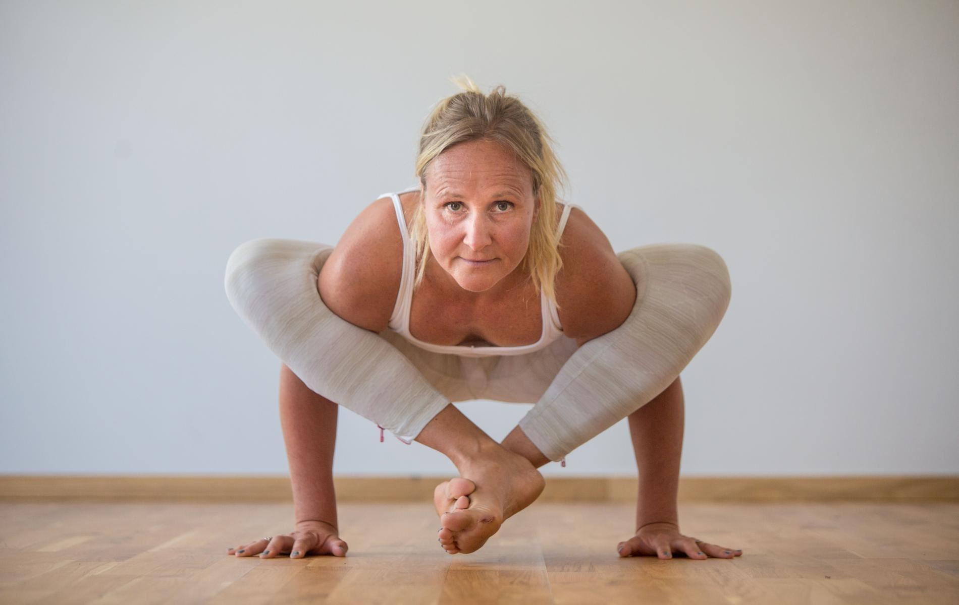 Ashtanga yoga with Ann Svärdfelt