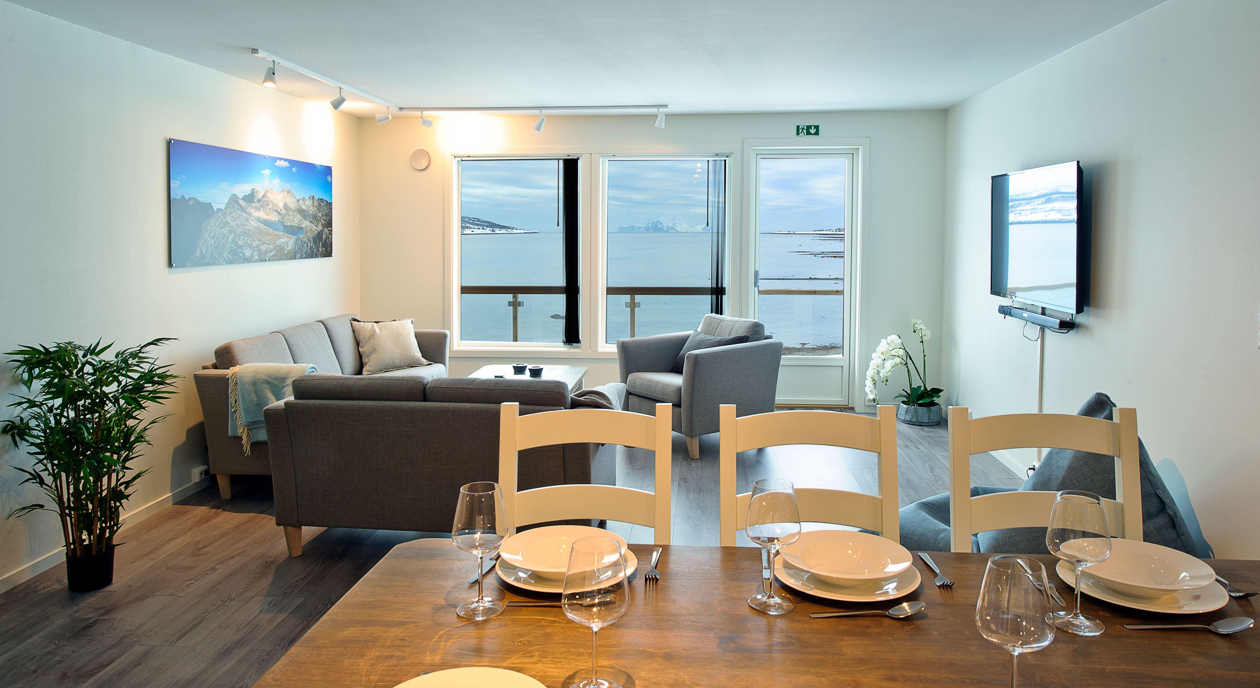 © Lyngen Experience , Lyngen Experience Apartments