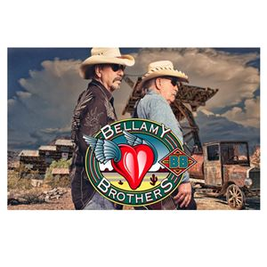 Bellamy Brothers til Lillehammer