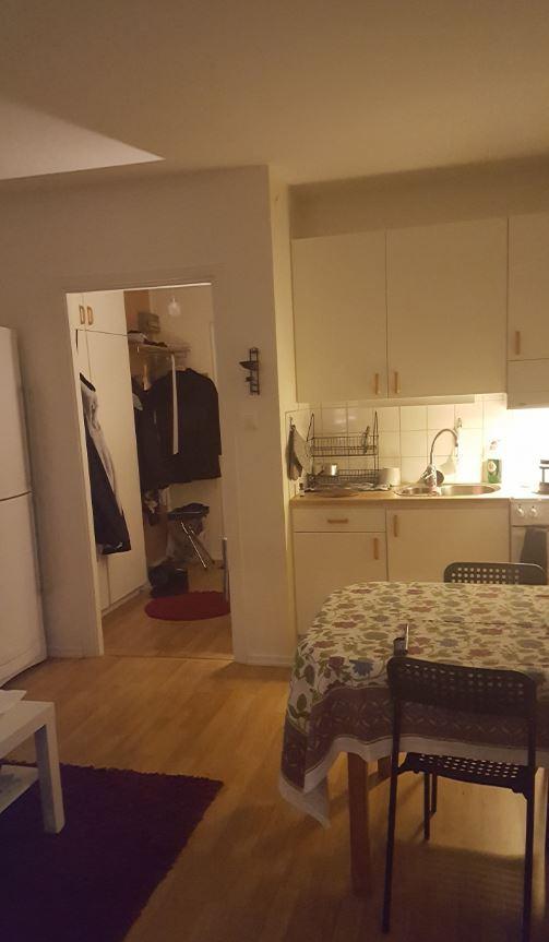 HL281 Lägenhet centrum