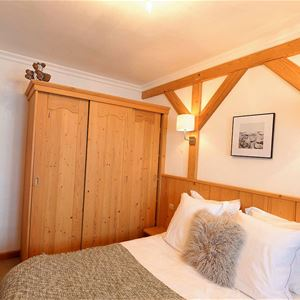 3 rooms 4 persons ski-in ski-out/ Apartment Le Petit Mont Blanc (Mountain of charm)