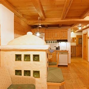 3 rooms 4 persons ski-in ski-out / Apartment Le Grand Bec (Mountain of charm)