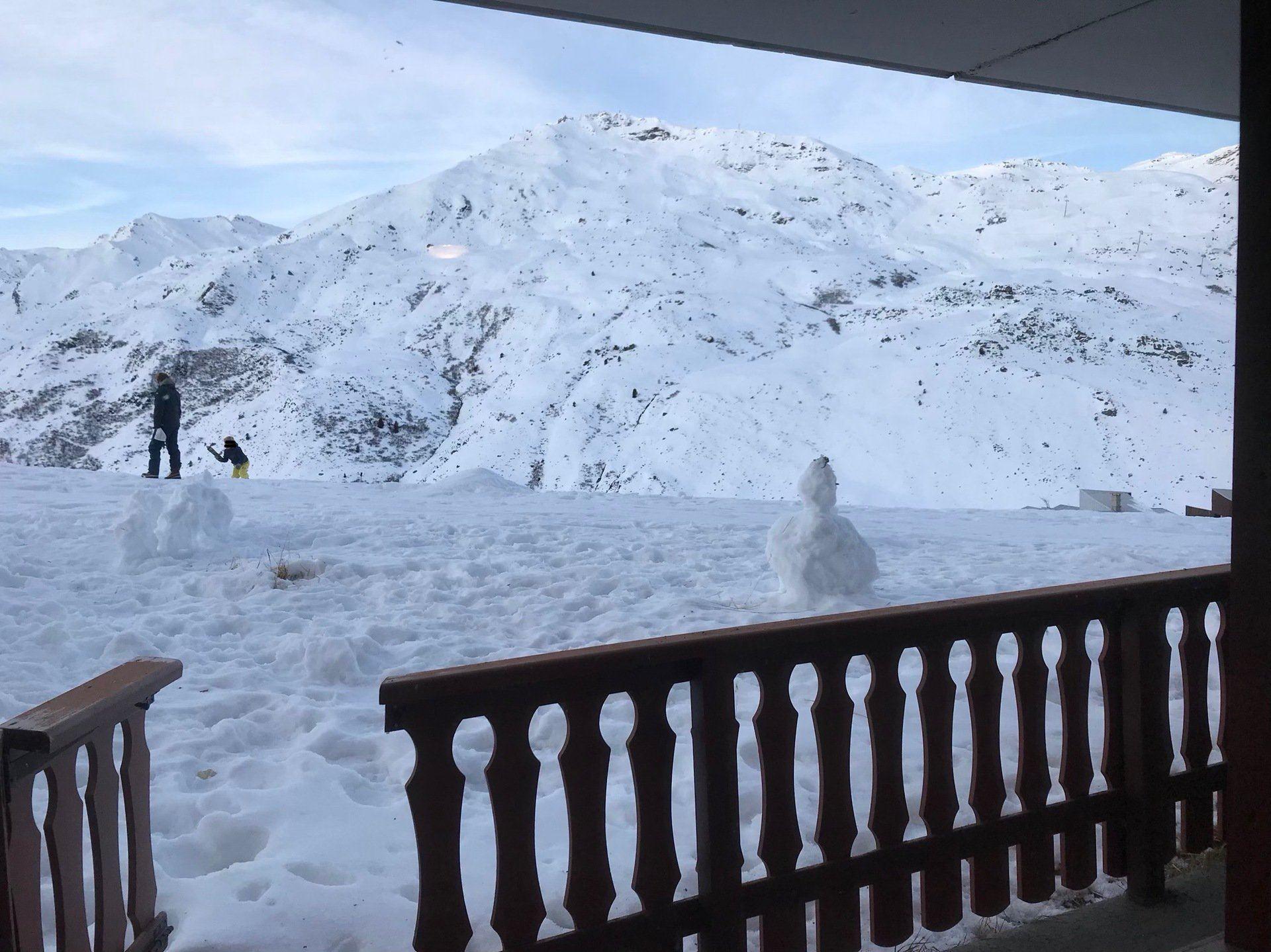 2 Pièces cabine 6 Pers skis aux pieds / ARGENTIERE 002
