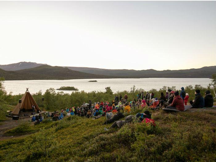 Saltoluokta - Köp helgpasset - upplev hela festivalen!