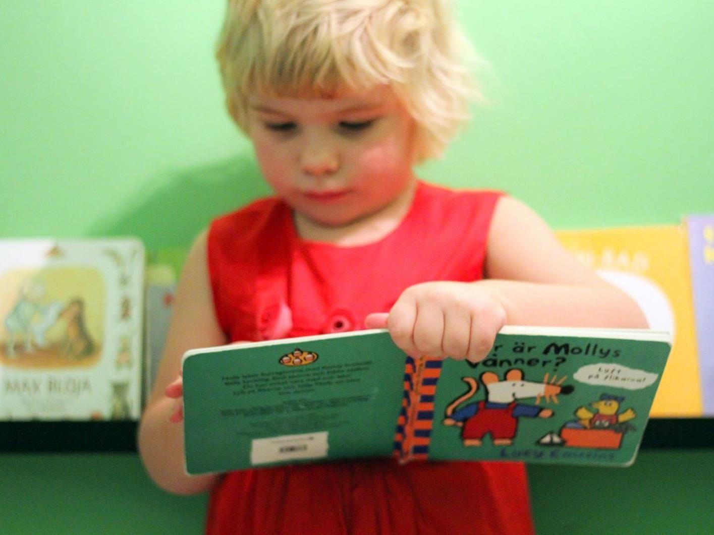 Barnens bibliotek i Vindeln
