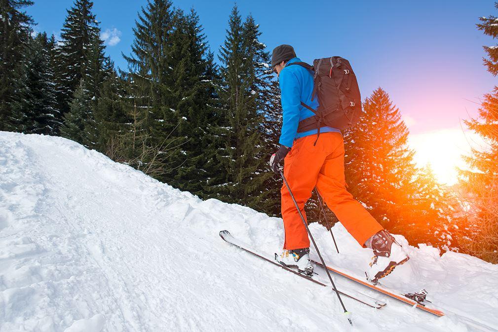 Expérience Ski de rando // Sortie découverte