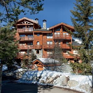 4 rooms 6 people ski-in ski-out / MARTIN DES NEIGES (Mountain of Charm)